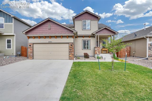Admirable Colorado Springs Colorado Homes For Sale Interior Design Ideas Oteneahmetsinanyavuzinfo