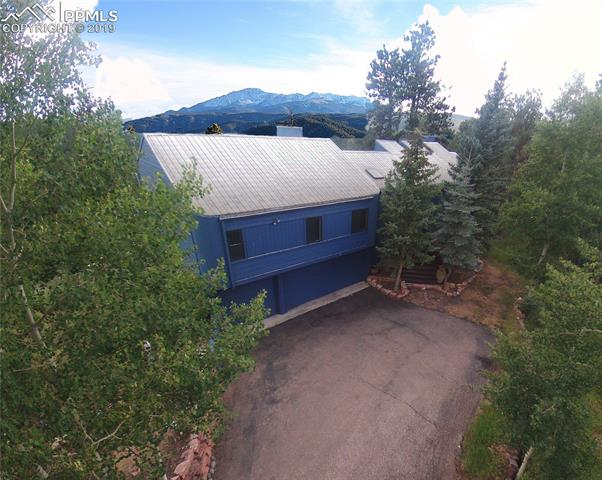 1150 Kings Crown Road, Woodland Park CO 80863