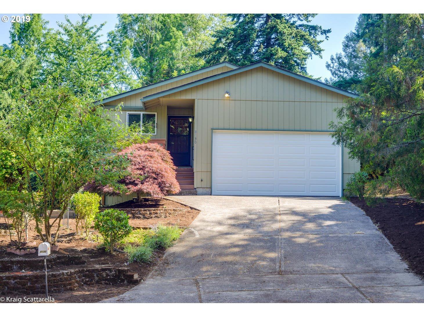 8130 SW GLENCREEK CT, Portland OR 97223