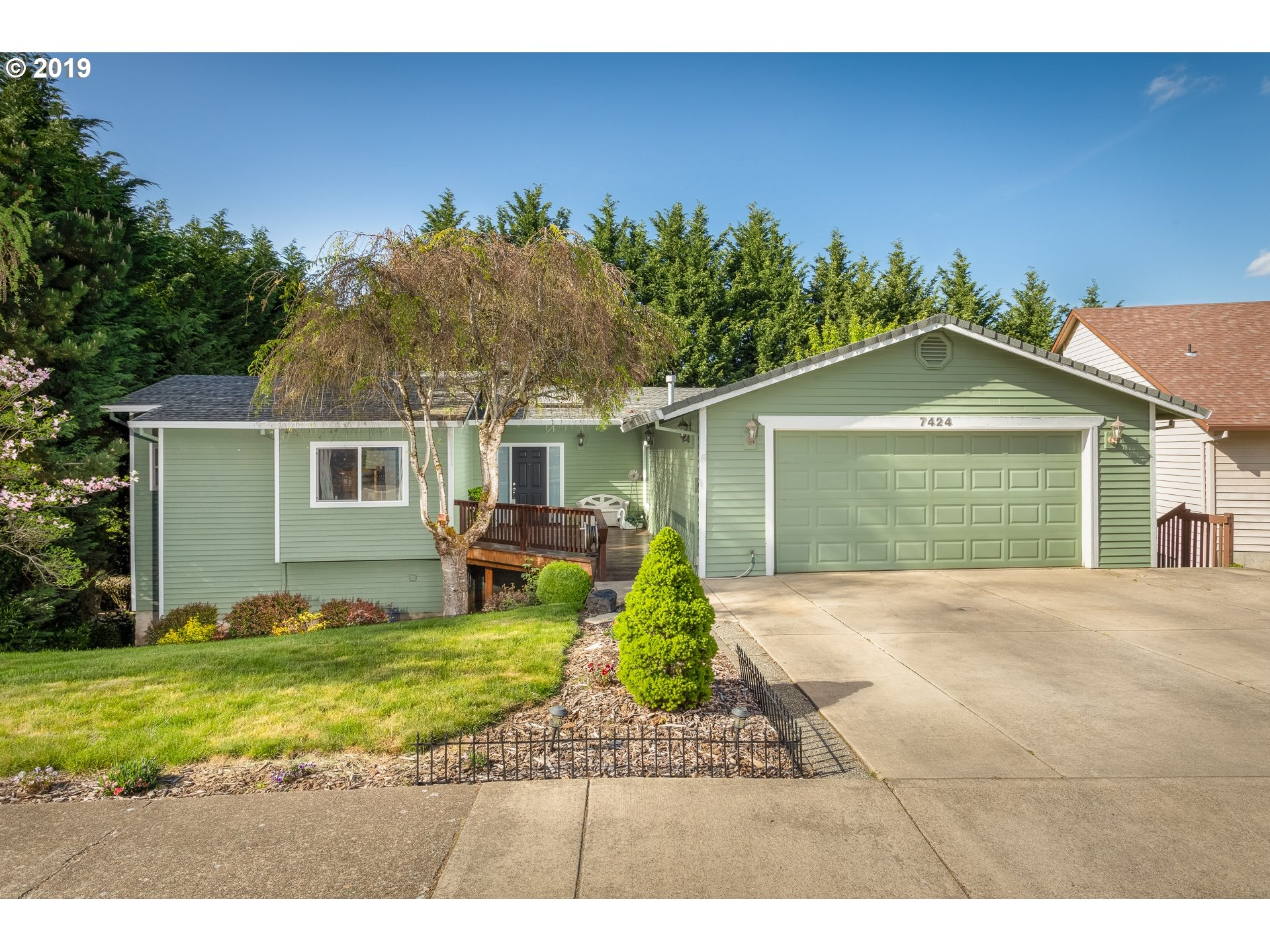 7424 SW BAYBERRY DR, Beaverton OR 97007