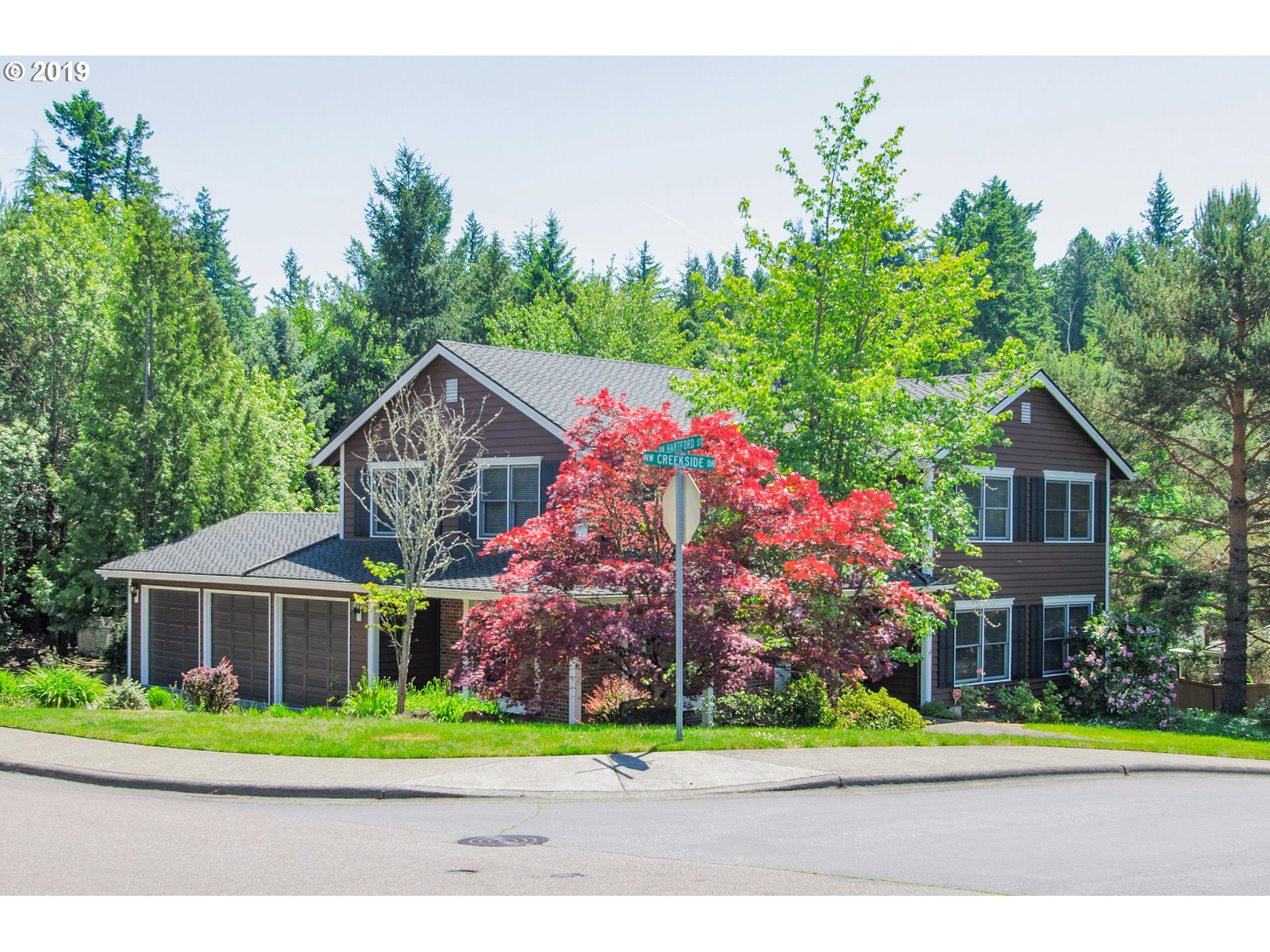 12570 NW CREEKSIDE DR, Portland OR 97229