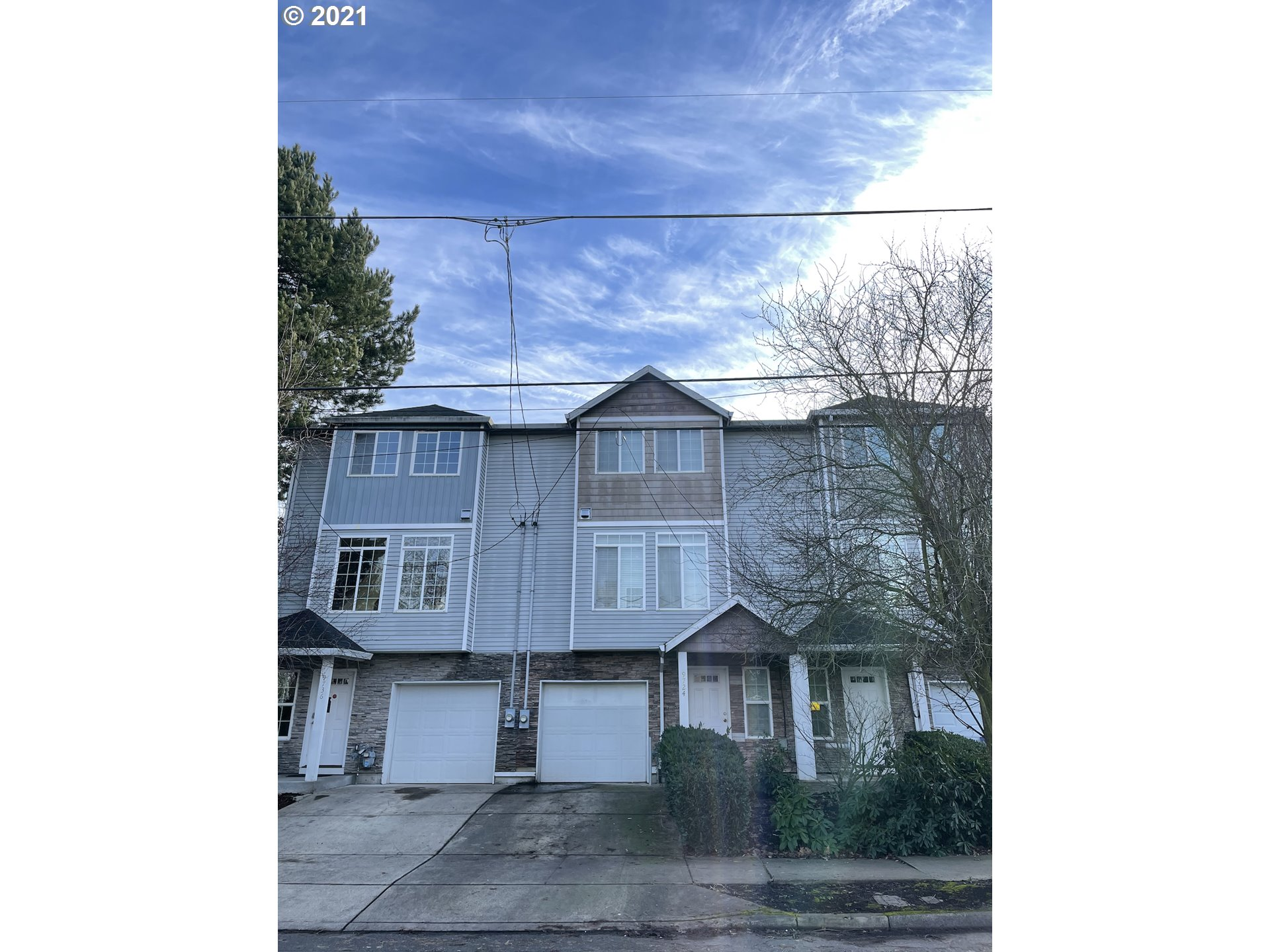 9724 N FAIRHAVEN AVE, Portland OR 97203