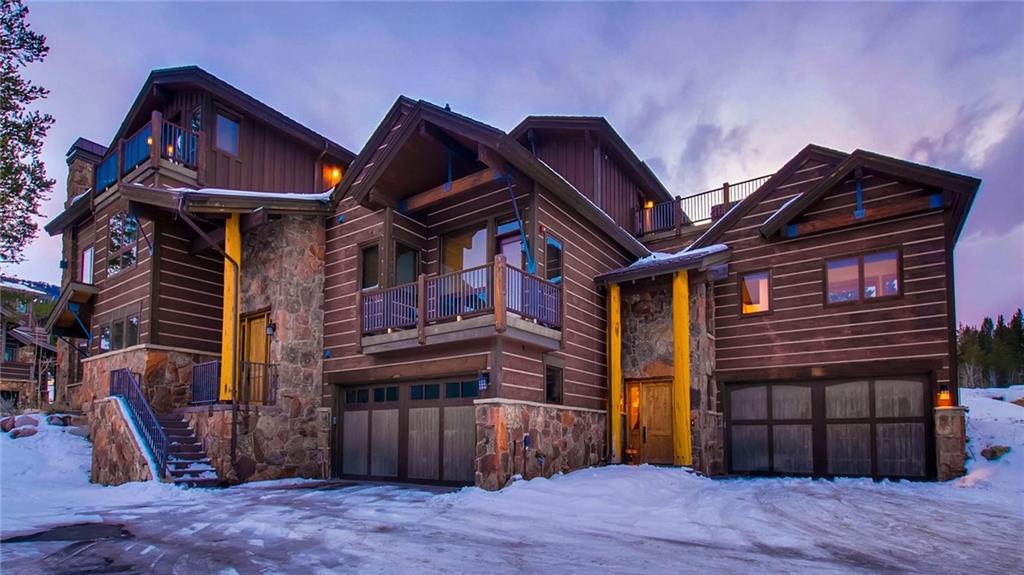 954 Beeler PLACE, Copper Mountain CO 80443