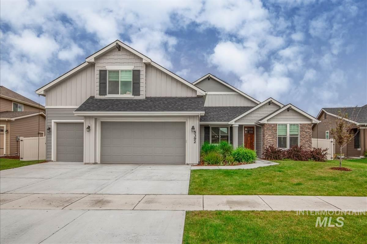 5392 W Rosslare Drive, Eagle ID 83616