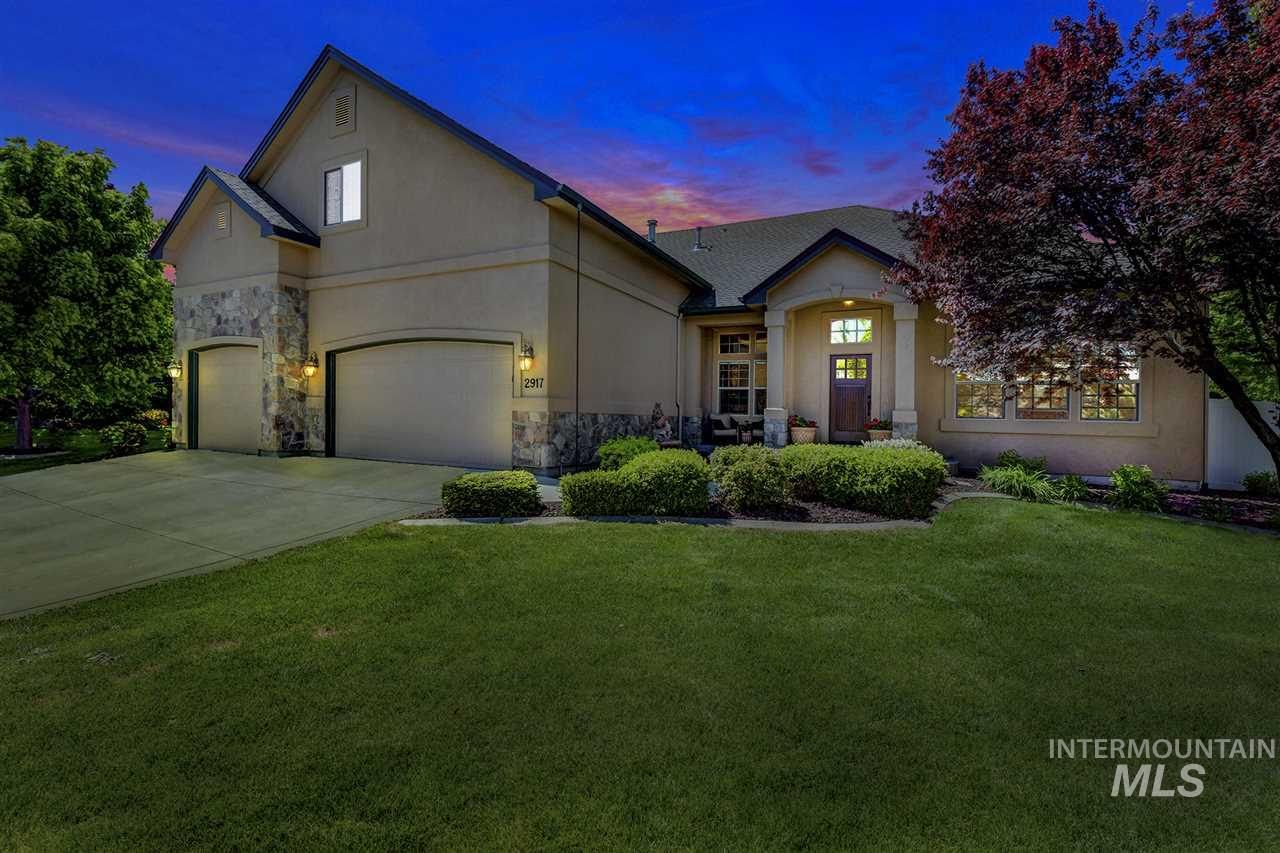 2917 S Beartooth Place, Meridian ID 83642