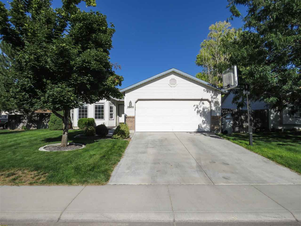2600 S Stonehedge Dr., Nampa ID 83686