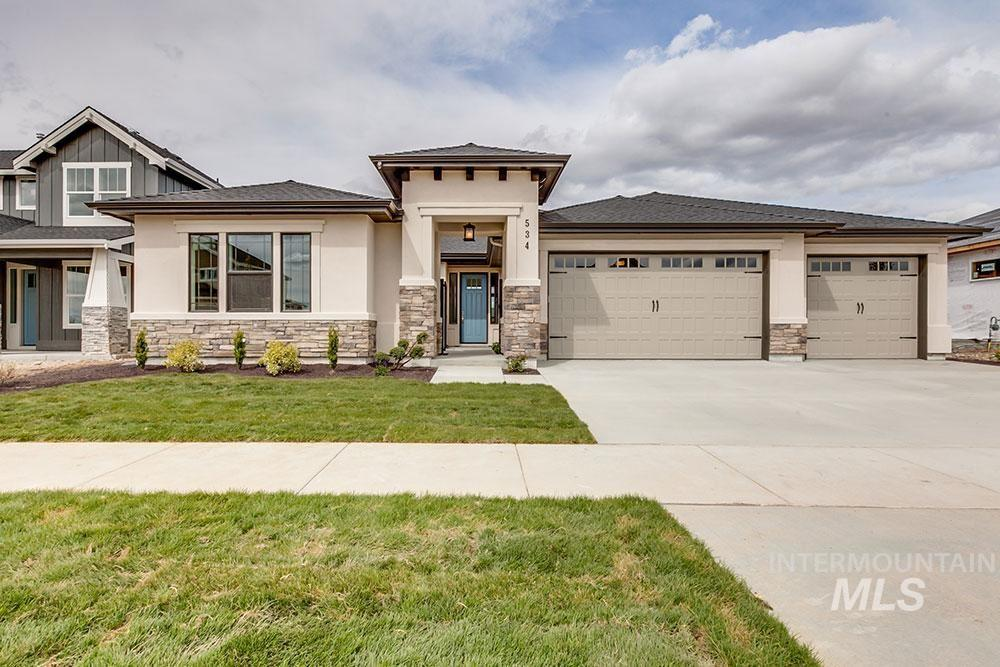 6894 N Spurwing Park Way, Meridian ID 83646