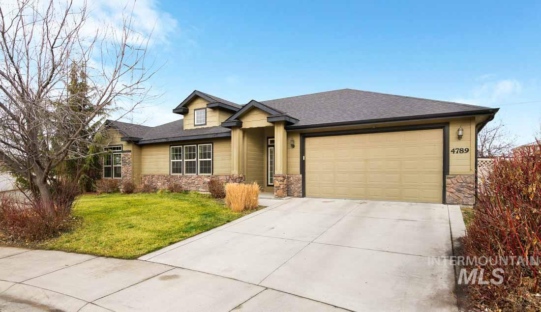 4789 N Station Place, Meridian ID 83646