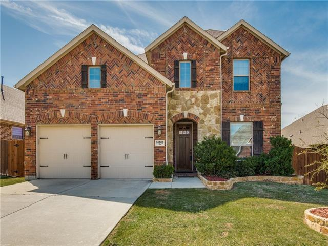 14509 Seventeen Lakes Boulevard, Fort Worth TX 76262