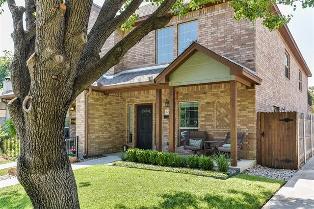 4615 El Campo Avenue, Fort Worth TX 76107