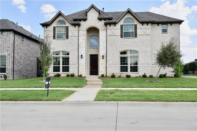 14118 SPEARGRASS Drive, Frisco TX 75033