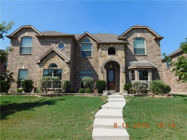 Frisco Texas Homes for Sale