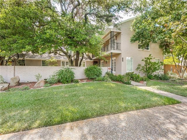 7210 Elmridge Drive, Dallas TX 75240
