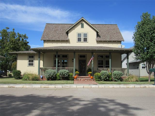 Granbury Single Detached built 2013