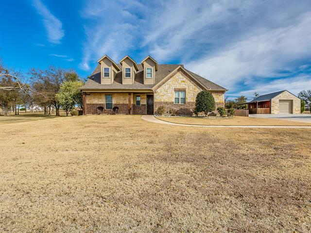 101 Crossing Point Drive, Weatherford TX 76088