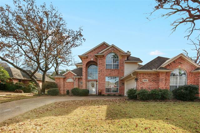 3408 Blue Forest Drive, Arlington TX 76001