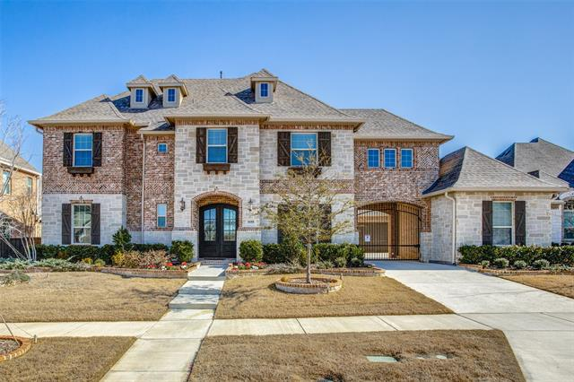 6688 Coffeepot Creek Road, Frisco TX 75036