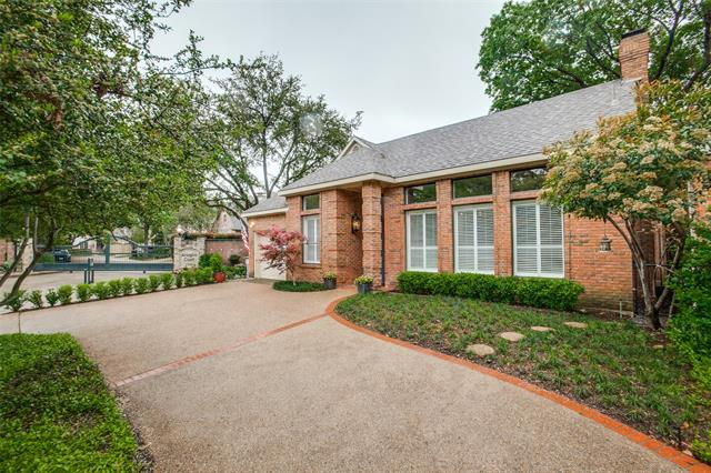 12638 Breckenridge Drive, Dallas TX 75230