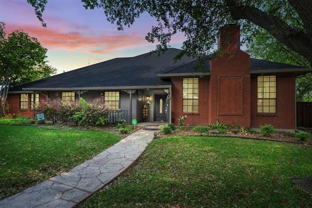 17922 Carrollwood Drive, Dallas TX 75252