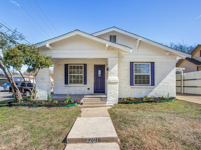 3201 Ryan Avenue, Fort Worth TX 76110