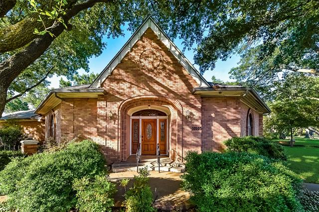 10103 Chimney Hill Lane, Dallas TX 75243