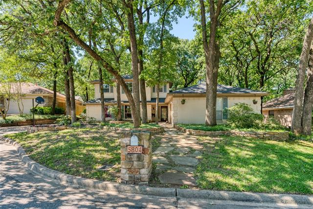 5804 Emerson Court, Arlington TX 76016