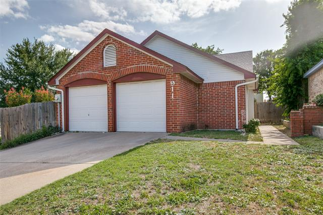 911 Gable Avenue, Duncanville TX 75137