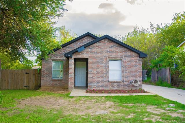 5124 Fitzhugh Avenue, Fort Worth TX 76105