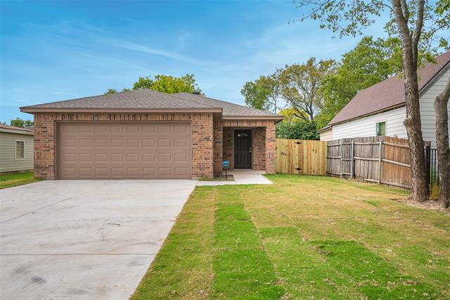 1236 E Harvey Avenue, Fort Worth TX 76104