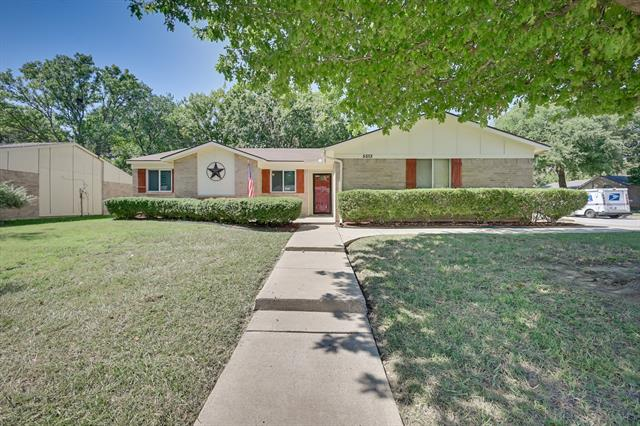 5312 Windy Meadow Drive, Arlington TX 76017