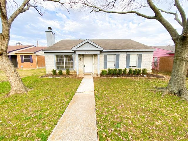 912 Sumac Drive, Dallas TX 75217