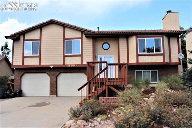 8360 Freemantle Drive, Colorado Springs CO 80920