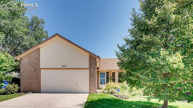 8045 Interlaken Drive, Colorado Springs CO 80920