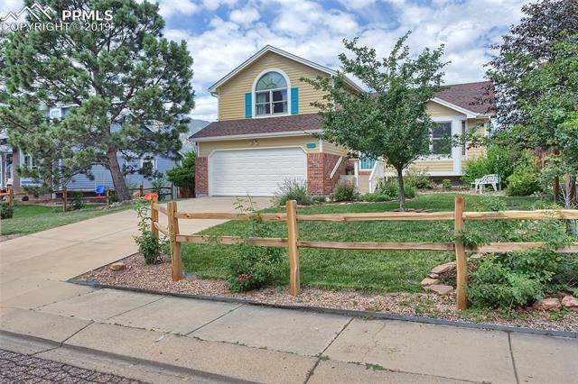3955 Hickory Hill Drive, Colorado Springs CO 80906