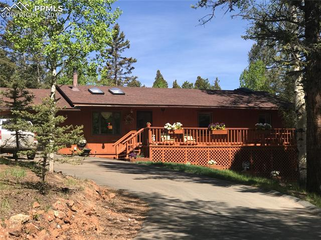 502 Spruce Lake Drive, Divide CO 80814