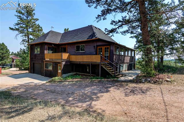 312 BUENA VISTA Avenue, Palmer Lake CO 80133