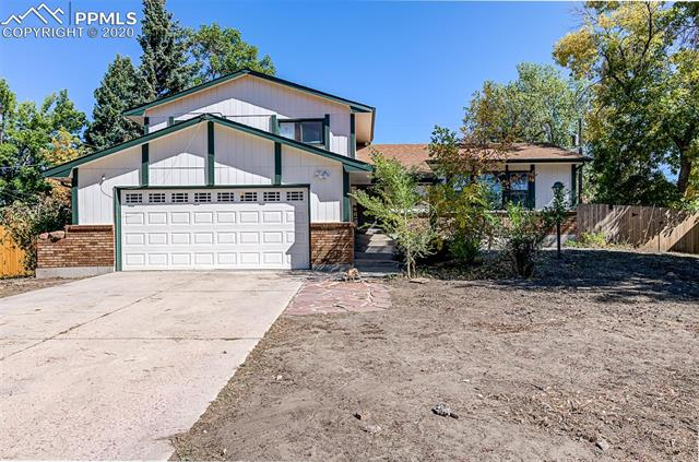 6731 Bishop Drive, Colorado Springs CO 80918