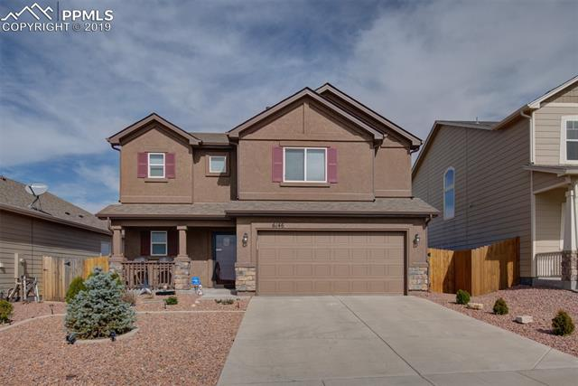 6146 Finglas Drive, Colorado Springs CO 80923