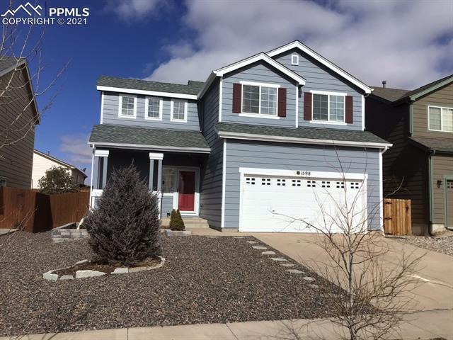 1598 Woodpark Drive, Colorado Springs CO 80951