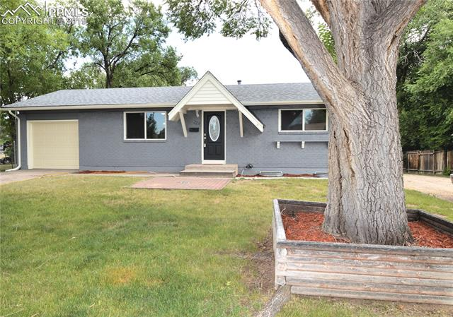 229 Cunningham Drive, Colorado Springs CO 80911