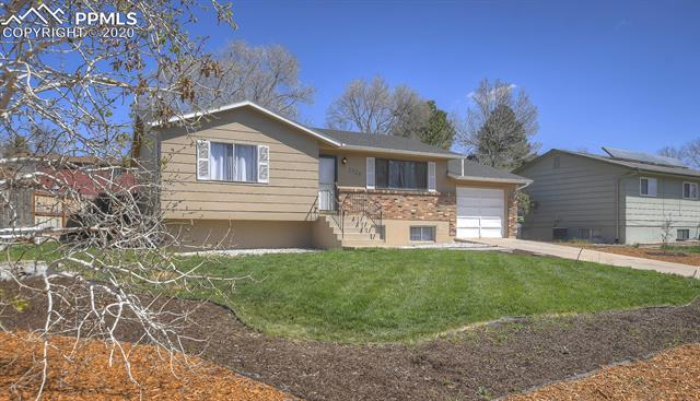 1328 Commanchero Drive, Colorado Springs CO 80915