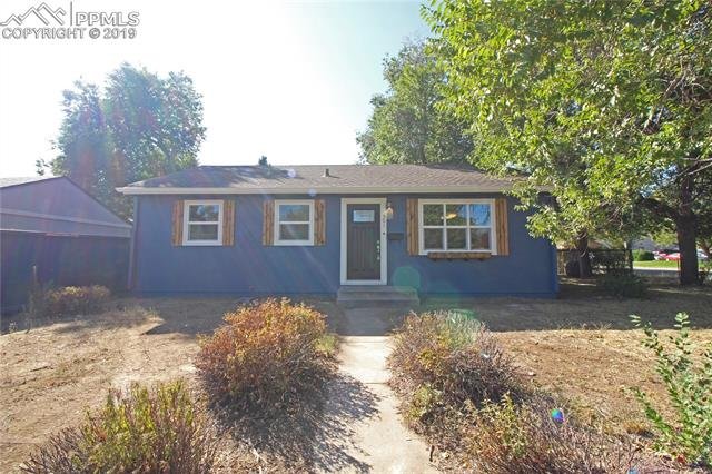 501 E St Elmo Avenue, Colorado Springs CO 80905