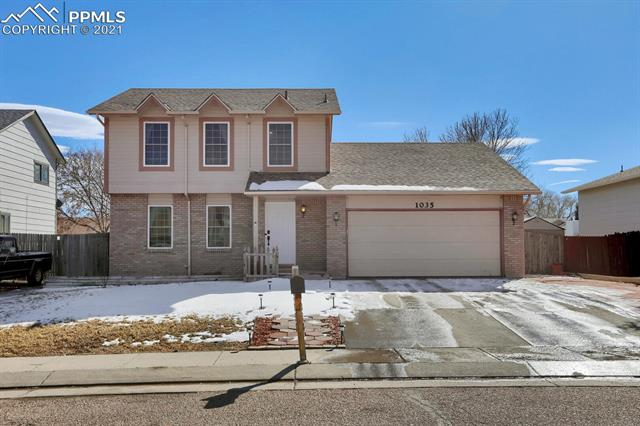 1035 Crandall Drive, Colorado Springs CO 80911