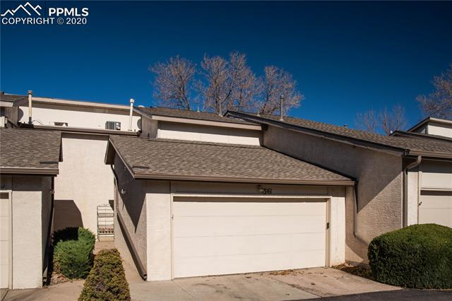 3330 Templeton Gap Road Unit 36, Colorado Springs CO 80907