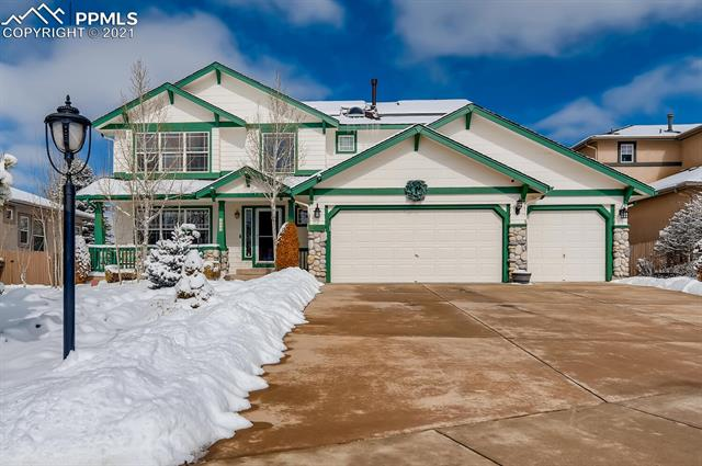 2712 Emerald Ridge Drive, Colorado Springs CO 80920
