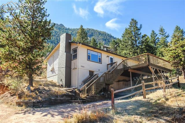 7080 Iona Avenue, Green Mountain Falls CO 80819