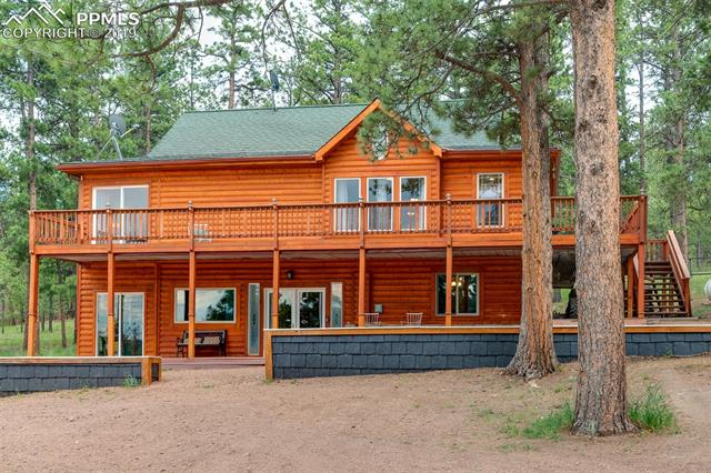 1086 County 112 Road, Florissant CO 80816