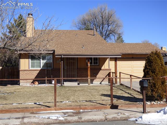 2298 Farnsworth Drive, Colorado Springs CO 80916