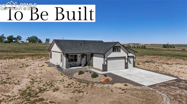 20301 Silverado Hill Loop, Colorado Springs CO 80928