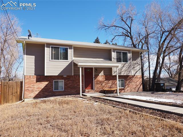 1309 N Chestnut Street, Colorado Springs CO 80905